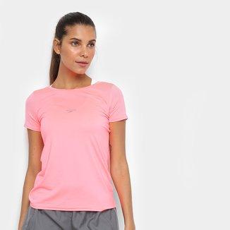 Camiseta Speedo Basic Stretch Feminina