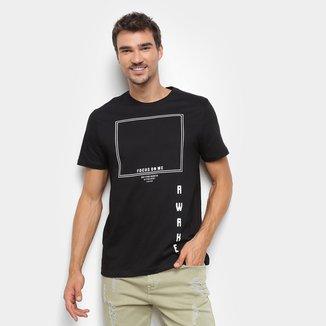 Camiseta Suburban Focus On Me Masculina