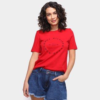 Camiseta Tommy Hilfiger MCM Feminina