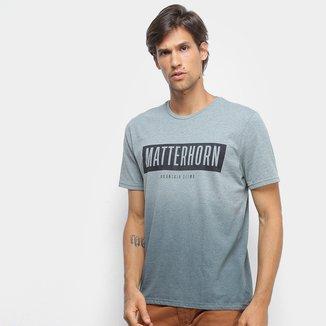 Camiseta Treebo Matterhorn Masculina