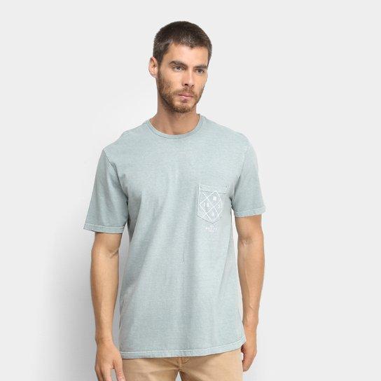 Camiseta Treebo Mountain Masculina - Verde