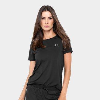 Camiseta Under Armour Hg Armour Ss Feminina