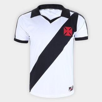 Camiseta Vasco Da Gama Retro Mania 1988 Masculina