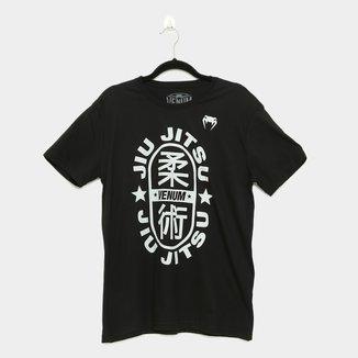 Camiseta Venum Jiu-Jitsu Star Masculina