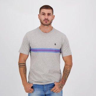 Camiseta Volcom Especial Stone Line Masculina