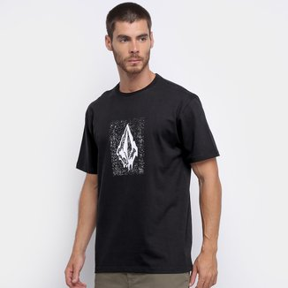 Camiseta Volcom Silk Drippin Out Masculina