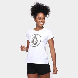 Camiseta Volcom So Far Out Feminina