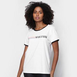 Camiseta Volcom Truly Feminina