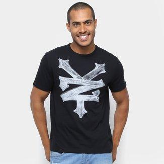 Camiseta Zoo York Brushed Masculina