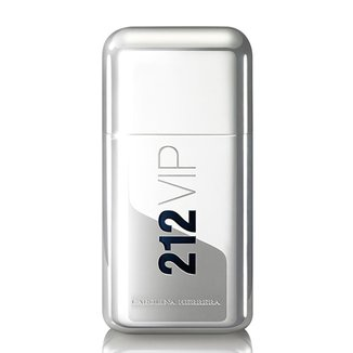 Carolina Herrera Perfume Masculino 212 Vip Men NS EDT 50ml