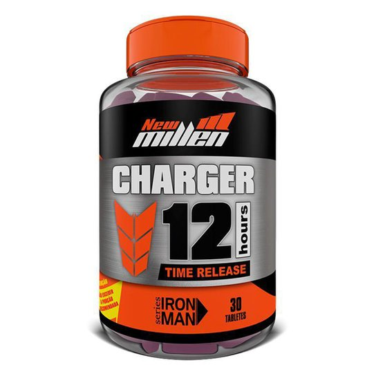 Charger New Millen 12 Hours 30 Tbs -