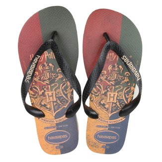 Chinelo Havaianas Harry Potter