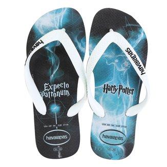 Chinelo Havaianas Harry Potter