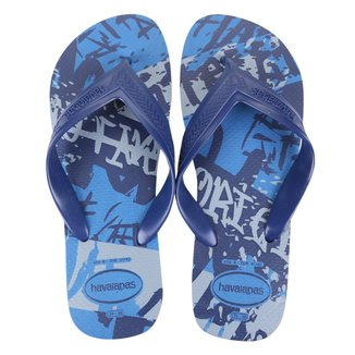 Chinelo Havaianas Top Max Street