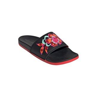 Chinelo Slide Adidas Adilette Comfort Farm Feminino