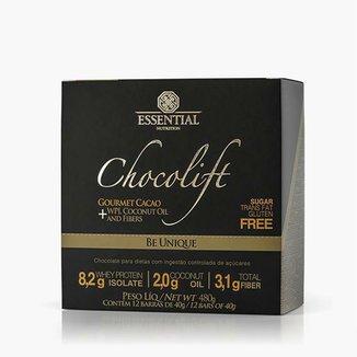 ChocoLift Be Unique Essential Nutrition c/ 12 Unidades de 40g