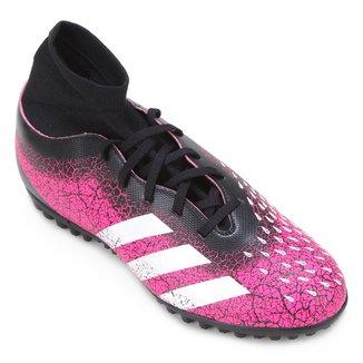 Chuteira Society Adidas Predator Freak S 4