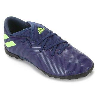 Chuteira Society Juvenil Adidas Nemeziz Messi 19 3 TF