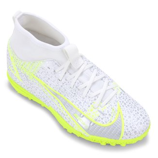 Chuteira Society Juvenil Nike Mercurial Superfly 8 Academy