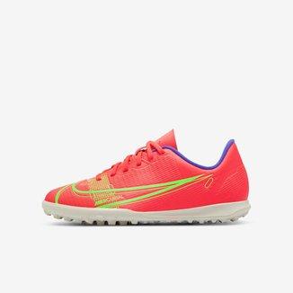 Chuteira Society Juvenil Nike Vapor 14 Club