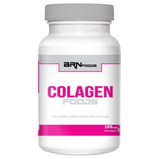 Colagen Foods 100 Cáps - BRN Foods
