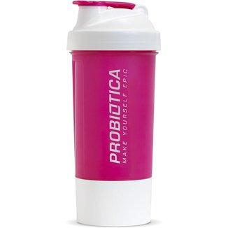 Coqueteleira Premium 600ml - Probiótica