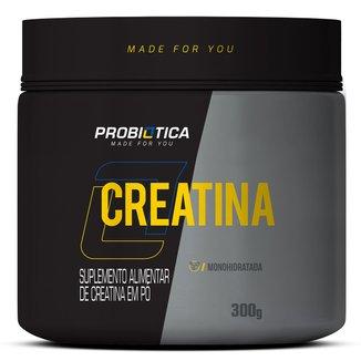 Creatina Pura Professional 300g - Probiótica