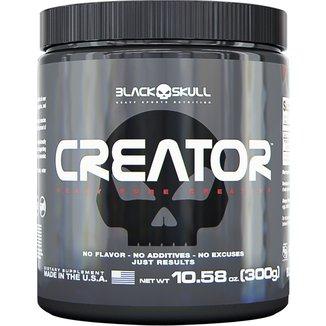 Creator 300 g - Black Skull