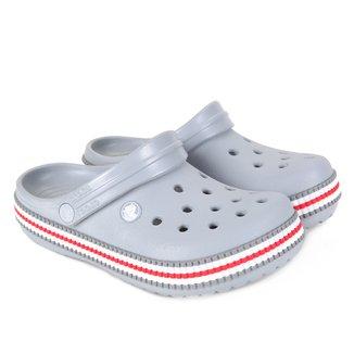 Crocs Infantil Crocband Varsity Clog K Masculina