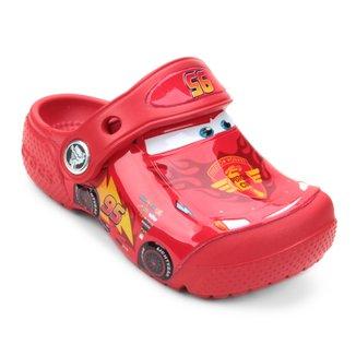 Crocs Infantil Disney Carros McQueen