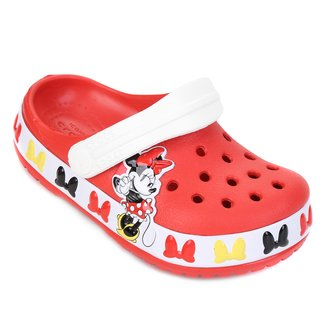 Crocs Infantil Disney Minnie Mouse