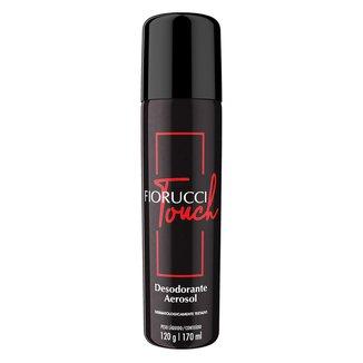 Desodorante Aerosol Fiorucci Touch 170 ml