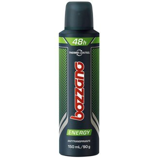 Desodorante Bozzano Energy Aerosol Masculino 150ml