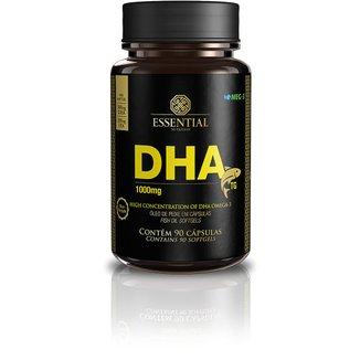 DHA 90 Cáps - Essential Nutrition