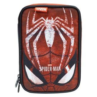 Estojo Escolar Xeryus Homem Aranha Masculino