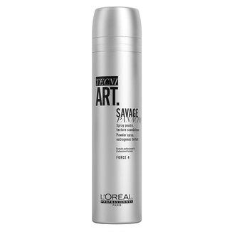 Finalizador L'Oréal Professionnel Tecni.Art Savage Panache 250ml