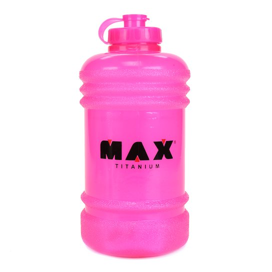 Galão 2,2Lts - Max Titanium - Rosa