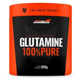 Glutamina 100% Pure New Millen 300g