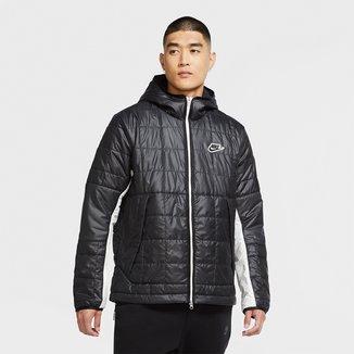 Jaqueta Puffer Nike Sportswear Fleece Masculina
