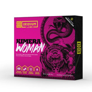 Kimera Woman Iridium 60 Comprimidos