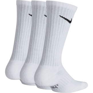 Kit Meia Infantil Nike Performance Cano Alto 3 Pares