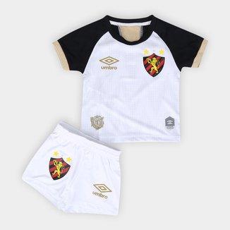 Kit Sport Recife Infantil II 20/21 s/n° Torcedor Umbro