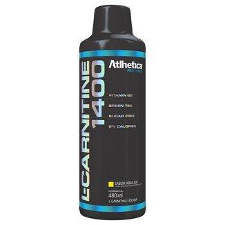 L-Carnitina 1400 Pro Series 480 ml - Atlhetica Nutrition