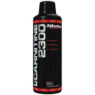 L-Carnitine 2300 960 ml - Atlhetica Nutrition