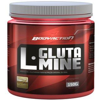 L-Glutamine 150 g - Body Action