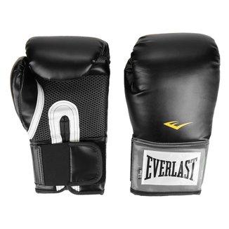 Luva de Boxe/ Muay Thai Everlast Pro Style 12 Oz