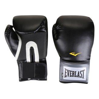Luva de Boxe/ Muay Thai Everlast Pro Style 16 Oz