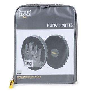 Luva de Foco Everlast Manopla Punch Mitts