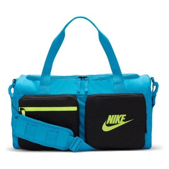 Mala Nike Future Pro Duff - Azul+Preto