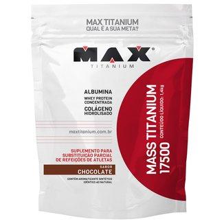 Mass 17500 1,4 kg Refil - Max Titanium